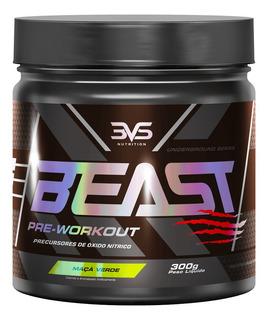 Beast Pré-treino - 300g - 3vs Nutrition