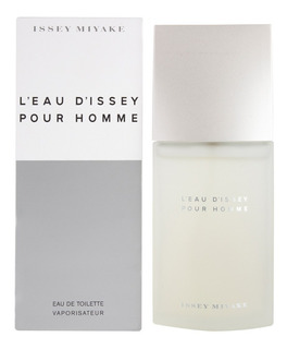 L Eau D Issey Pour Homme Caballero 125 Ml Issey Miyake Spray