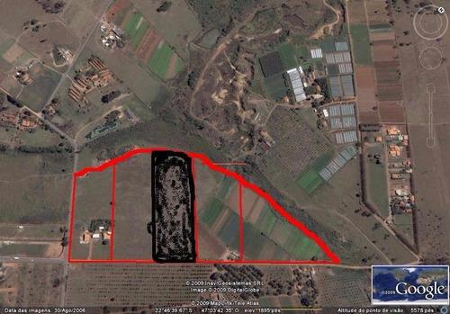 Imagem 1 de 1 de Área À Venda, 45450 M² Por R$ 6.000.000,00 - Fazenda Monte D Este - Campinas/sp - Ar0001