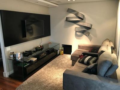 Cobertura Com 3 Dormitórios À Venda, 238 M² Por R$ 1.700.000 - Co0166
