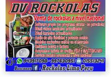 Venta - Reparacion - Mantenimiento De Rockolas