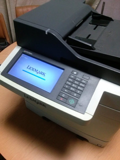 Repuestosimpresora Lexmark Laser Color Multifuncion Cx510de
