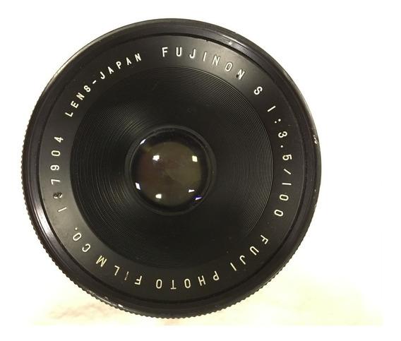 Camara Fujica Gm670 De Estúdio Para Filme 120 - Profissional