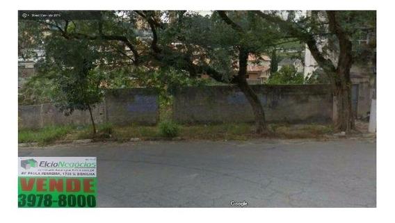 Terreno Para Venda, 492.0 M2, City América - São Paulo - 1304
