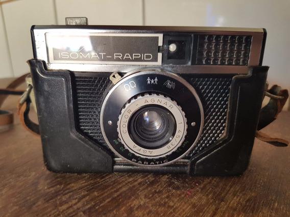 Câmera Fotográfica Agfa Isomat Rapid