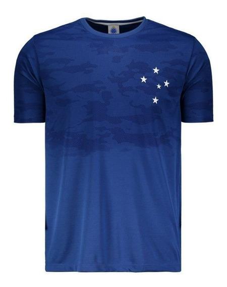 Camisa Cruzeiro Camo