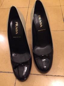 Zapatos Prada Mujer 7.5 Americano