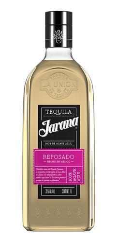 Tequila Jarana Reposado (botella) 100 % Original