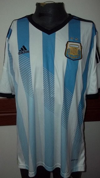 Camiseta De La Selección Argentina Titular Talle L