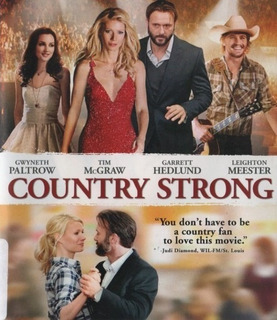 Country Strong - Una Nueva Oportunidad - Blu-ray Importado