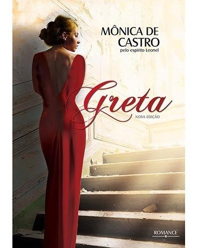 Livro - Greta - Mônica De Castro