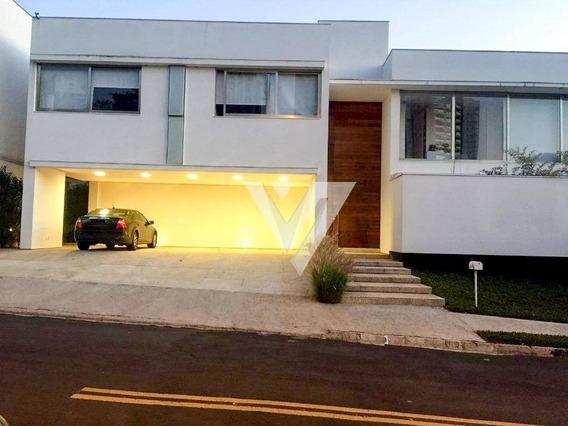 Casa Com 4 Dormitórios À Venda - Condomínio Sunset - Sorocaba/sp - Ca1274