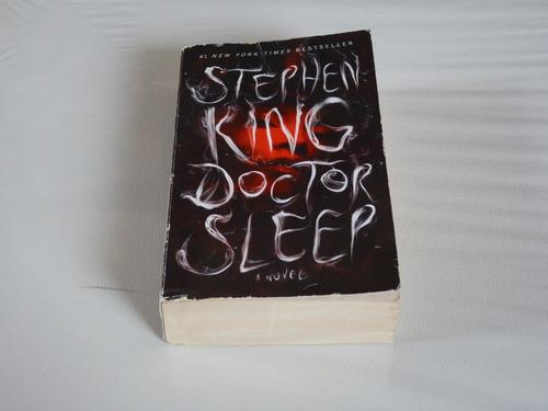 Livro: Doctor Sleep - Stephen King (em Inglês)