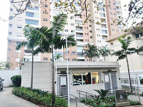 Apartamento À Venda Em Cambuí - Ap195214