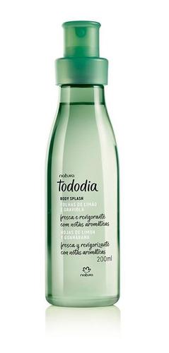 Spray Perfumado Hojas De Limón Y Guanabana Natura Tododia