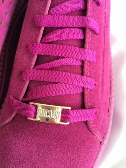 Tênis Pink Orcade