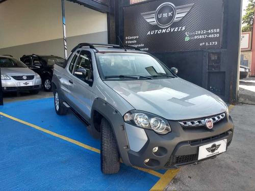 Fiat  Strada  2015  1.8 16v Adventure Ce Flex 2p Financio