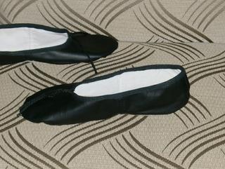Zapatillas Danza Media Punta T 42 Solo Probadas Impecables!