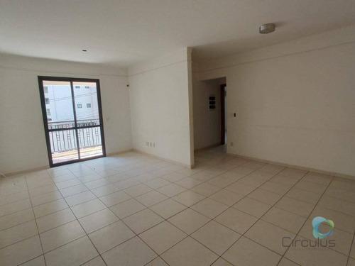 Imagem 1 de 23 de Apartamento Com 2 Dormitórios, 90 M² - Venda Por R$ 430.000,00 Ou Aluguel Por R$ 1.850,00/mês - Jardim Botânico - Ribeirão Preto/sp - Ap2875