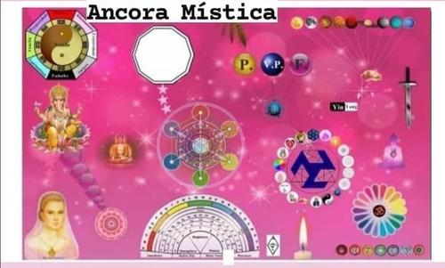 Imagem 1 de 3 de Mesa Radionica Rowena - Abrir Caminhos No Amor E Casal