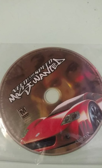 Need Ford Speed Most Wanted Original Ps2