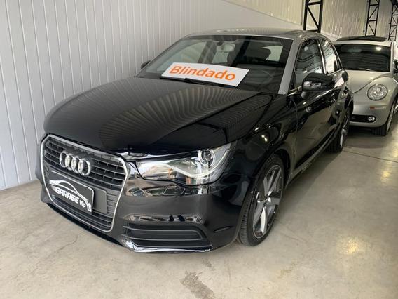 Audi A1 2015 4p Blindado