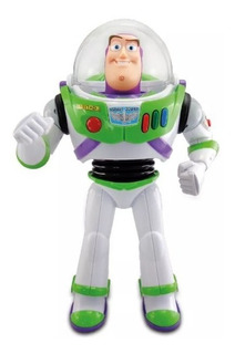 Muñeco Buzz Lightyear Interactivo +65 Frases Toy Story 4 Dis