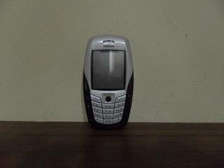 Celular Nokia 6600 Original ¨grito De Socorro¨leia Descrição