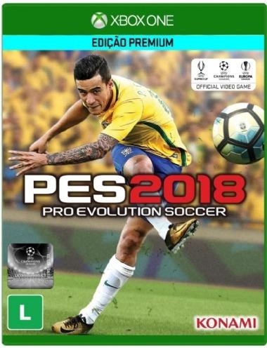 Pro Evolution Soccer 2018 (pré-venda)