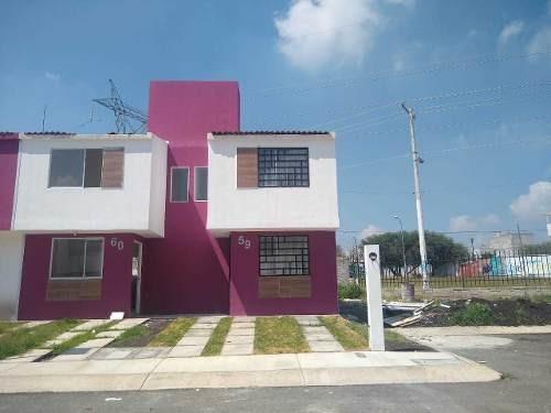 Acy/ Bonita Casa En Renta En Loma Bonita