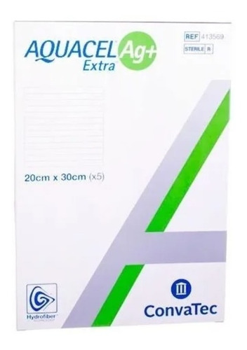 Aposito Parche Aquacel Ag Extra+ - Unidad a $90000