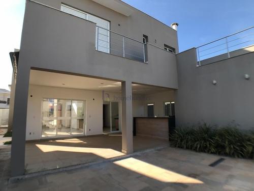 Casa Com 3 Dormitórios À Venda, 251 M² Por R$ 1.600.000,00 - Loteamento Alphaville Campinas - Campinas/sp - Ca4184