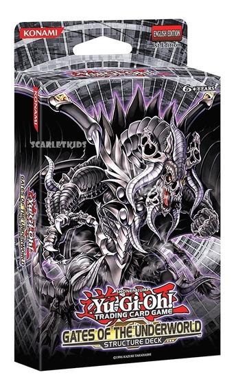 Yu-gi-oh! Gates Of The Underworld Structure Deck Tcg Yugioh