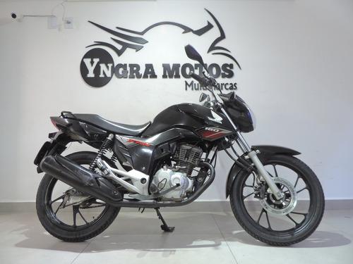 Honda Cg 160 Fan 2018 - Moto Linda