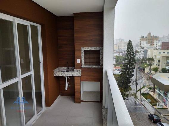 Apartamento Com 2 Dormitórios Para Alugar, 1 M² Por R$ 2.350,00/mês - Trindade - Florianópolis/sc - Ap2761
