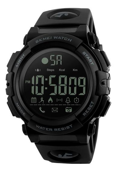 Skmei 1303 Relógio Inteligente Analógico Pedômetro Digital
