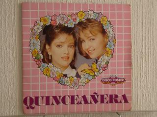 Quinceañera, Adela Noriera Y Thalia, Ya No Trae El Poster