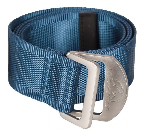 Cinturon Unisex Confortable Rauti Belt Azul La Sportiva