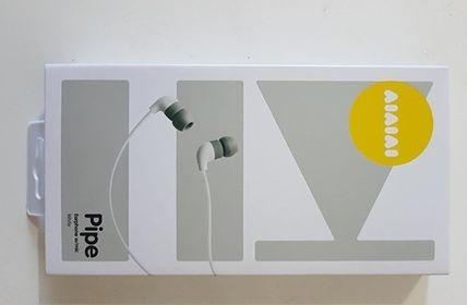 Pipe Aiaiai - Fones De Ouvido Importado Australia