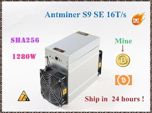 Antminer S9 14th Nuevas Originales Oferta Con Fuente De Pode