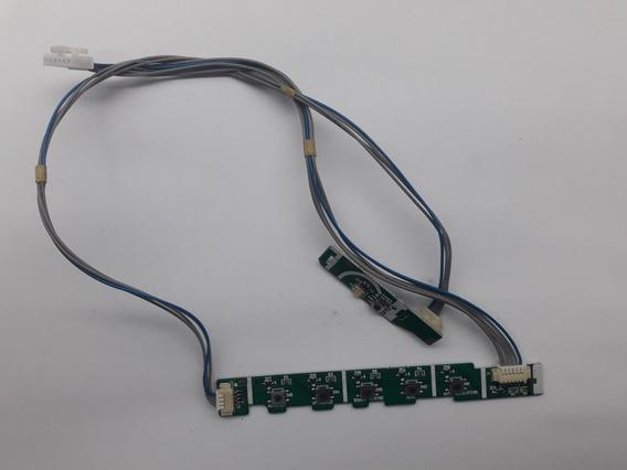 Conjunto Teclado Monitor Lg L177ws