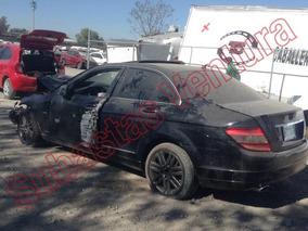 Mercedes Benz C300 Partes, Refacciones, Piezas, Desarme