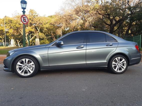 Mercedes-benz Clase C 1.8 C200 Avantgarde Cgi B.efficiency