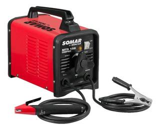 Máquina Solda Transformador Eletrodo Mts 150a Somar Schulz