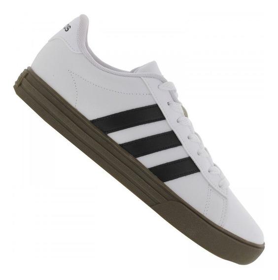 Tênis adidas Daily Branco 2.0 Original Promoção