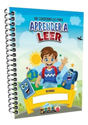 Mi Cuadernillo Para Aprender A Leer