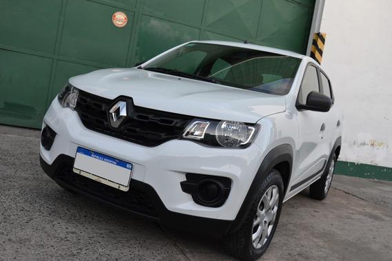 Renault Kwid Life 2018 / 20.000 Km Unico Dueño Impecable