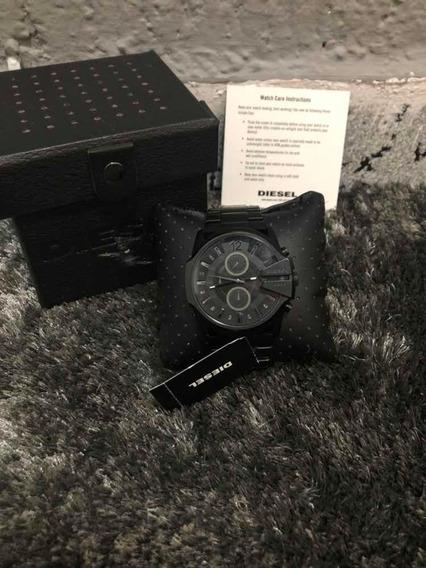 Relógio Diesel Dz4180 Preto Original