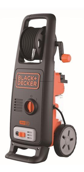 Hidrolavadora 130bar Black Decker Bw17 1700w - Rex