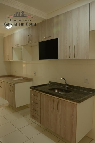 Imagem 1 de 12 de Apartamento A Venda No Bairro Jardim Central Em Cotia - Sp.  - 33-1